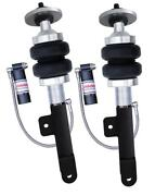 Ridetech 2005-2008 Chrysler Lx Front Tq Shockwaves For Stock Arms 13042411