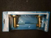 Astra Franklin Brass Toliet Paper Holder D1008 New In Package