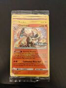 Pokemon Team Up Staff Stamped Prerelease Promos Sealed Pack With Charizard