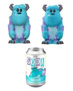 Funko Soda Sulley Monsters Inc Confirmed Order Sold Out Sealed 16 Flocked Chase