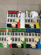 The Complete Organ Player Bundle Book One, Two, Three, Left Hand And Toe, Xmas