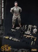 Mini Times 1/6 Scale 12 Us Navy Seal Team 6 Blood Brothers Figure Mt-m010 New