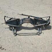 1970 Mercedes Benz 300sel W109 M100 6.3 Front Suspension Subframe Drop Out -nice