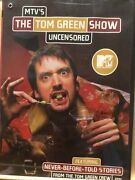 Mtv's The Tom Green Show Uncensored Dvd, 2000 Excellent Condition