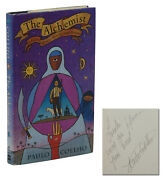 The Alchemist Signed By Paulo Coelho First Edition 1st Printing 1993