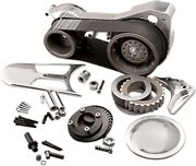 Bdl 8mm Belt Drive Kit With Lockup Clutch For Electric Start 3 Evob-11s-a