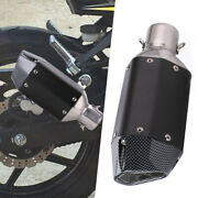 Universal 38-51mm Motorcycle Pipe Exhaust Muffler Db Killer/ Silencer Removable