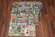 Lot 57 Warlock Marvel Comic Book Infinity Watch Chronicles Specials High Grade