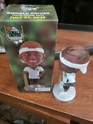 Green Bay Packers Autograph Donald Driver 2019 Bobble Head Proof Picture