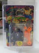 Tmnt Carded Unpunched Rare Vintage Don As Dracula Playmates Universal Monsters