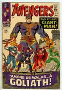 Avengers 28 2.0 // 1st Appearance The Collector 1966