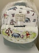 Disney Loungefly Winnie The Pooh And Friends Classic Mini Backpack D Nwt