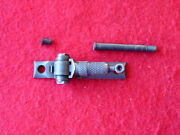 Vintage Marbles Tang Sight Winchester 1892 M1 With Screws