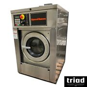 And03914 Speed Queen 25lb Opl Soft-mount Commercial Washer Huebsch Unimac Hotel