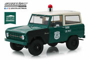 Greenlight 1/18 Artisan Nypd New York City Police 1967 Ford Bronco 19036