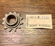 Wards Riverside 450ss And Benelli Fireball Drive Sprocket Dynamo - Nos