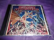 Destroy All Monsters [original Motion Picture Soundtrack] By Akira Ifukube Cd