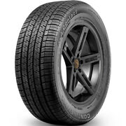 4 New Continental 4x4 Contact 275/55r19 111h Mo Dc A/s All Season Tires