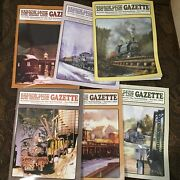 Narrow Gauge And Short Line Gazette Magazine - 2005 Complete Year 6 Issues