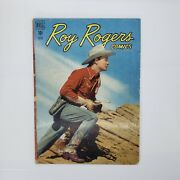 Roy Rogers Comic Books 5 And 18 1948 Golden Age Cowboy