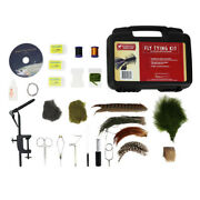 Scientific Anglers Deluxe Fly-fishing Fly Tying Kit