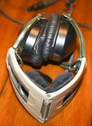 Bose Series X Aviation Headset Used Single Six Pin Plug Excellent