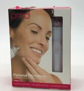 Pmd Microdermabrasion Machine W/ Kit For Face And Body Exfoliating Crystals