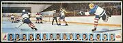 1969 Vintage Post Cereal Nhl Hockey Poster Featuring Boston Bruins Bobby Orr