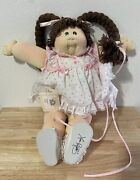 Rare 1983 Signed Cpk Little People Soft Sculpture Xavier Roberts Cabbage Patch