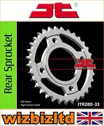 Honda Cb500 T 1975-1977 [jt Motorcycle Rear Sprocket] [replacement]