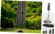 Large Wind Chimes Outdoor Deep Tone 45 Inch Memorial Windchimes With 6 Heavy