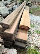 Clear Weathered 2 1/4 Thick Spanish Cedar Plank Lumber.huge Lot 100 Linealand039