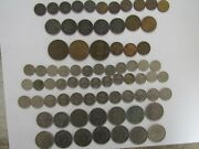 Lot Of 75 Different Obsolete Sweden Coins - 1946 To 2000 - Circulated