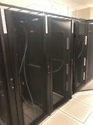 Ar3150 Apc Server Cabinet Extra Wide Fully Enclosed On Wheels