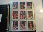 1978 79 Topps Basketball Complete Card Set Of 132 Cards Ex To Mt Collection 5