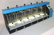Phipps And Bird Pb-700 Six Paddle Jar Water Quality Tester - Excellent Condition