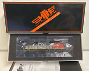 Mth Ho Scale Rtr Cn Canadian National Gp38-2 Diesel Engine / Dcc Ready 4704