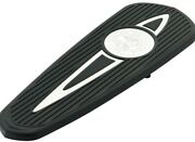 Indian Motorcycleand039s Driver Headdress Floorboard Pads 2879606-01