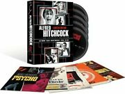 Alfred Hitchock The Essentials Collection Dvd,2011 Mcad61116498d