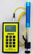 Phase Ii+ Pht-1750 Portable Hardness Tester For Cast/rough Surface Parts