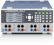 Rohde And Schwarz Hmp4040 Four-channel Power Supply 384 W