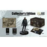 New Resident Evil 8 Village Collector's Edition Playstation 4 Ps4 Sold Out