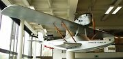 Dornier Libelle Flying-boat Airplane Handcrafted Wood Model Large New