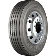 4 New Goodyear Endurance Lhs 295/75r22.5 Load G 14 Ply Steer Commercial Tires