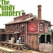 Bar Mills The Cundy Cannery Ho Model Building Kit