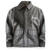 Harrison Ford Signed Raiders Of The Lost Ark Leather Jacket