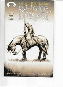 Hedge Knight 1 Convention Variant Vf/nm Rare Hbo Max Show George R.r. Martin