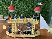 Tin Toys Germany German Steam Live Tucher And Walther Victoria New See Video