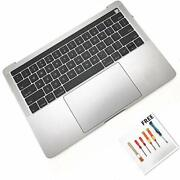 Topcase +keyboard+battery+trackpad Space Gray Grey Silver For Macbook Pro Ret...