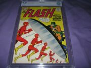 Flash 109 Cbcs 7.5 White Pages 2nd Mirror Master 1959